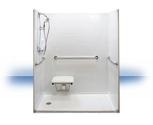 Splendora Tub to Walk in Shower Conversion by Independent Home Products, LLC